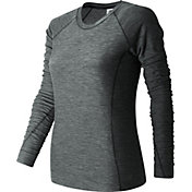 New Balance Women's In Transit Running Long Sleeve Shirt