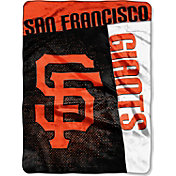 Northwest San Francisco Giants Raschel Throw