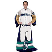 Northwest Seattle Mariners Uniform Full Body Comfy Throw