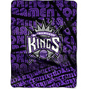 Northwest Sacramento Kings Redux Micro Raschel Throw Blanket