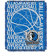 Northwest Dallas Mavericks Double Play Blanket