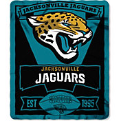 Northwest Jacksonville Jaguars Marquee Fleece Throw