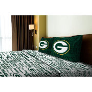 Northwest Green Bay Packers Twin Sheet Set