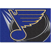 Northwest St. Louis Blues 20 in x 30 in Welcome Rug