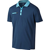 Oakley Men's Hazard Block Golf Polo