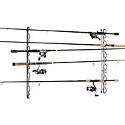 Organized Fishing Horizontal Wire Rod Rack