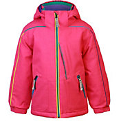 Snow Dragons Toddler Girls' Razzy Insulated Jacket