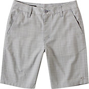 O'Neill Boys' Delta Plaid Shorts