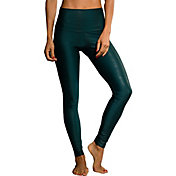 Onzie Women's Green Venom High Rise Leggings