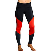 Onzie Women's Hot Coral Track Leggings