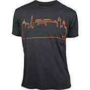 OutlineTheSky Men's Baltimore Skyline T-Shirt