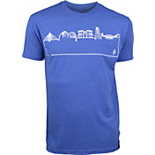OutlineTheSky Men's Kansas City Skyline T-Shirt