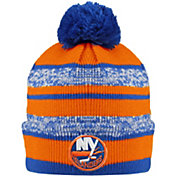 Old Time Hockey Men's New York Islanders Clay Royal Cuffed Knit Hat