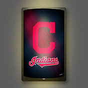 Party Animal Cleveland Indians MotiGlow Light Up Sign
