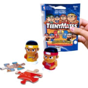 Party Animal NBA TeenyMates 4-Piece Pack