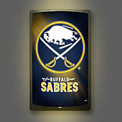 Party Animal Buffalo Sabres MotiGlow Light Up Sign