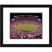 Photo File New York Giants MetLife Stadium Framed Photo