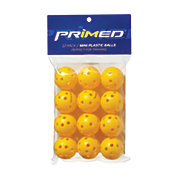 PRIMED Mini Plastic Training Balls - 12 Pack