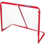 PRIMED 54'' Metal Hockey Goal