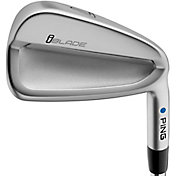 PING iBlade Blue Dot Irons – (Steel) 4-PW
