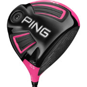 PING G Driver - Limited Edition Bubba Watson Pink