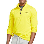 Polo Sport Men's Stretch Jersey Half Zip Pullover