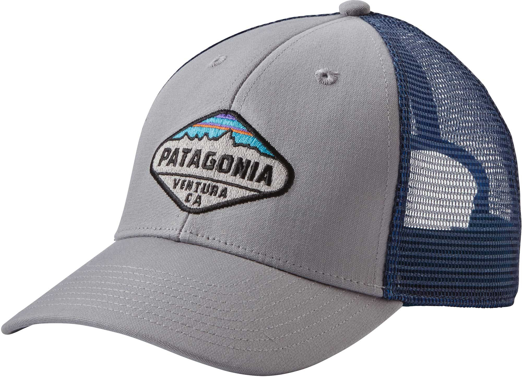 Patagonia Mens Fitz Roy Crest Lopro Trucker Hat DICKS Sporting Goods