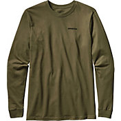 Patagonia Men's Fitz Roy Trout Long Sleeve Shirt