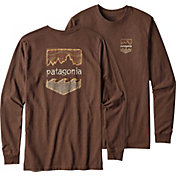Patagonia Men's Badge Long Sleeve T-Shirt