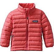 Patagonia Toddler Girls' Down Sweater Jacket