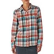 Patagonia Women's Fjord Flannel Long Sleeve Shirt