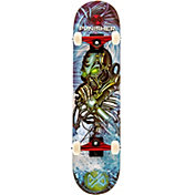 "Punisher Skateboards 31"" Alien Rage Skateboard"