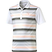 PUMA Boys' Road Map Jr. Golf Polo