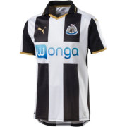 PUMA Men's Newcastle United 16/17 Replica Home Jersey