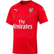 PUMA Men's Arsenal 15/16 Red Replica Top