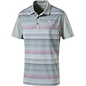 PUMA Men's GT Road Map Golf Polo