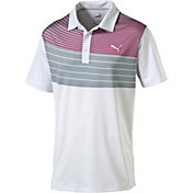 PUMA Men's GT Swoop Golf Polo