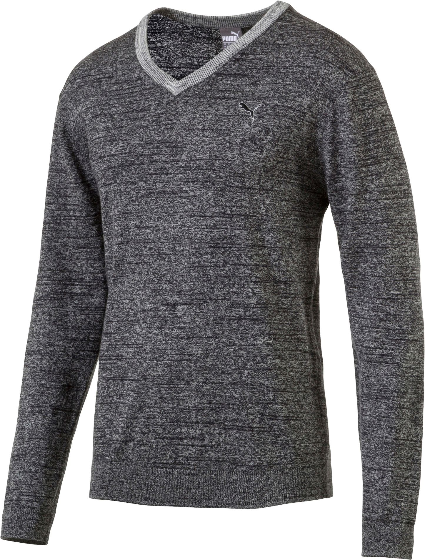 PUMA Mens V Neck Golf Sweater DICKS Sporting Goods