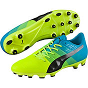 PUMA Men's evoPOWER 1.3 AG Soccer Cleats