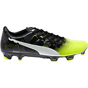 PUMA Men's evoPOWER 3.3 Graphic FG Soccer Cleats