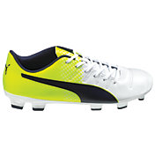 PUMA Men's evoPOWER 4.3 FG Soccer Cleats