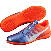 PUMA Men's evoPOWER 4.3 IT Indoor Soccer Shoes