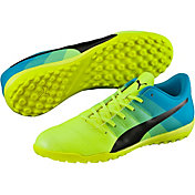 PUMA Men's evoPOWER 4.3 TT Soccer Cleats