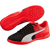 PUMA Men's evoSPEED 4.5 IT Indoor Soccer Shoes