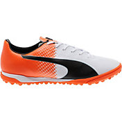 PUMA Men's evoSPEED 4.5 TT Turf Soccer Cleats