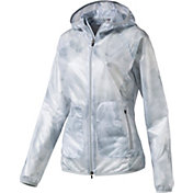 PUMA Women's Elevated Wind Golf Jacket