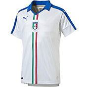 PUMA Youth Italy Replica Away Jersey