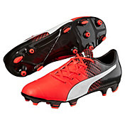 PUMA Kids' evoPOWER 1.3 FG Soccer Cleats