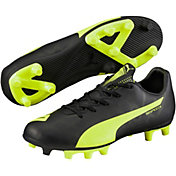 PUMA Kids' evoSPEED 5.4 FG Soccer Cleats