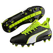 PUMA Kids' evoTOUCH 1 FG Soccer Cleats